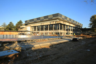 Ville De Rennes Creation D Un Bassin Nordique